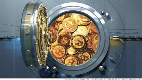 Bitcoin 'vault' company raises $20 million from big-name investors - Fortune | money money money | Scoop.it