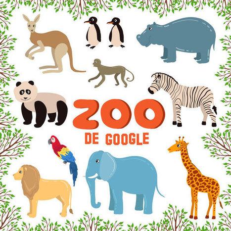 Découvrez le zoo de Google, de quoi se nourrit régulièrement l'algorithme de Google   référencement   Scoop.it