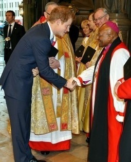 Tribute paid to Nelson Mandela in London - News24 | Nelson Mandela 1918 - 2013 | Scoop.it
