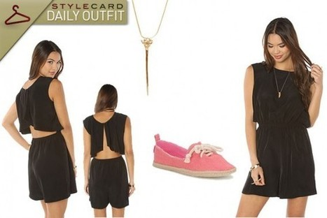 Daily Outfit: Rompers   StyleCard Fashion Portal   StyleCard Fashion   Scoop.it