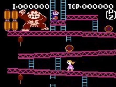 Damsel (not) in distress: Dad hacks Donkey Kong for his daughter  | It's Show Prep for Radio | Scoop.it