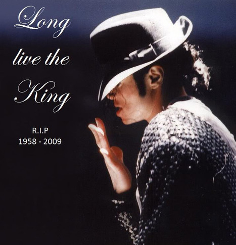4 años sin el Rey del Pop! 4 ños sin Michael Jackson ... | Musica | Scoop.it