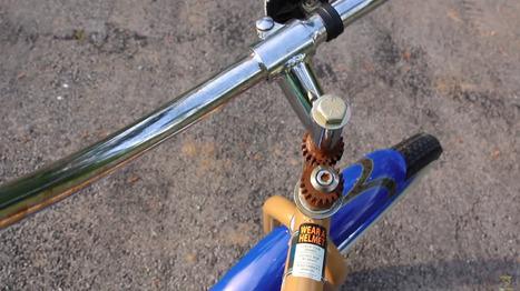 El experimento de la bicicleta al revés | Educación Física en El Carmen | Scoop.it