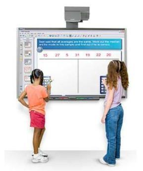 Les tableaux blancs interactifs : fonctionnalités et pédagogie | La Vitrine Technologie-Éducation | Intégration raisonnée des TICE dans l'élaboration de séquences pédagogiques et la mise en place de tâches communicatives au collège (anglais) | Scoop.it