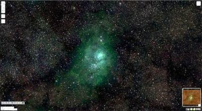 Navega por la Vía Láctea a 46.000 millones de píxeles - Público.es | gaia | Scoop.it