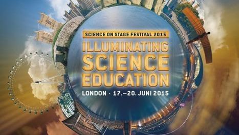 Science On Stage Europe | CEIPYaizaCLIL | Scoop.it