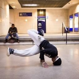 Hip hop : les dessous de la gare de Rouen - Grand-Rouen | Da Rouen et zalentours | Scoop.it
