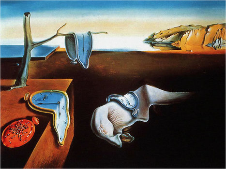 Salvador Dali's Creative Thinking Technique | I want your brains | Scoop.it