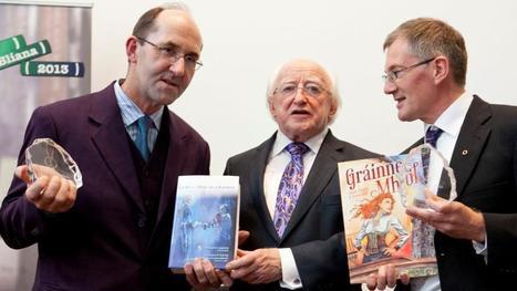 'Leabhar Mór na nAmhrán' and 'Gráinne Mhaol' win Irish language book awards - Irish Times | The Irish Literary Times | Scoop.it