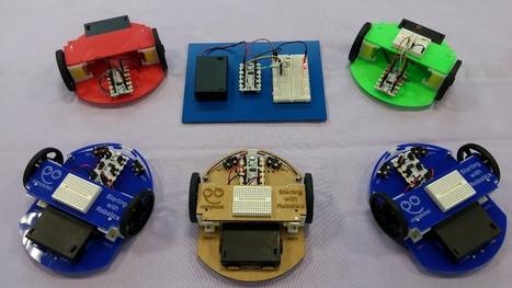 Starting with Robotics | Complubot | robòtica i programació | Scoop.it