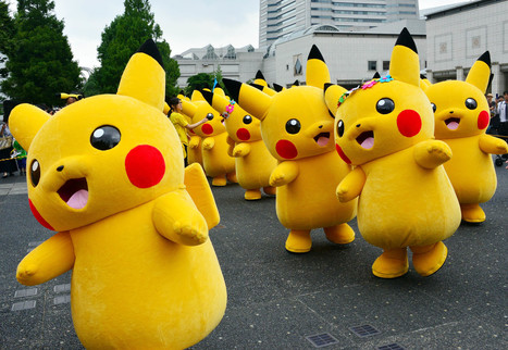 Museums Are Embracing Pokemon Go in Delightfully Weird Ways | Museums and emerging technologies | Scoop.it