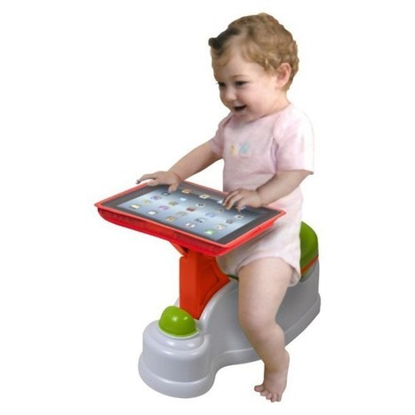 Potty With iPad Stand Takes Home Worst Toy Of The Year Award | Troy West's Radio Show Prep | Scoop.it