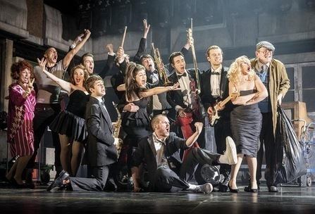 The Commitments – Palace Theatre, London | The Irish Literary Times | Scoop.it