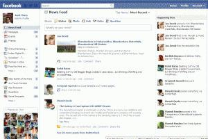 Facebook teste actuellement un newsfeed temps réel | WebActus | E-tourisme et nouvelles technologies | Scoop.it
