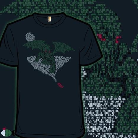 The Call of Cthulhu | ASCII Art | Scoop.it
