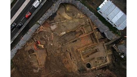 Le château de la Phalècque exhumé à Lille | Connaissance des Arts | Ca m'interpelle... | Scoop.it