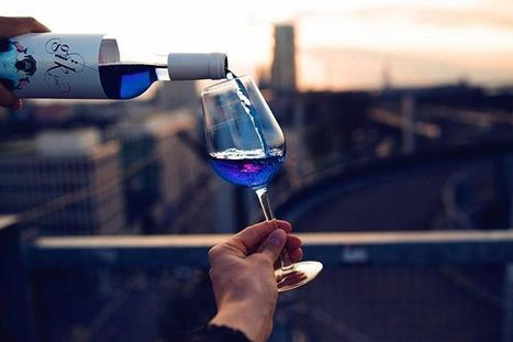 Is blue wine the next big drinks trend? | International Lifestyle: People, Places and more.. | Scoop.it