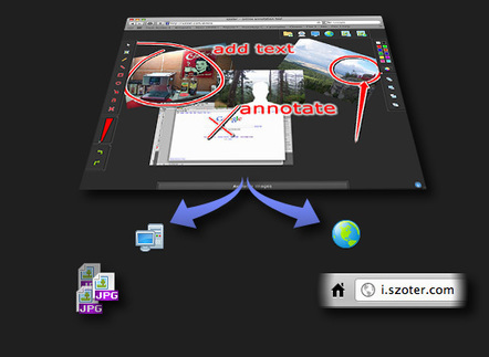 szoter - online annotation tool | Internet Tools for Language Learning | Scoop.it