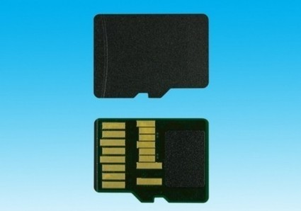 "Toshiba launches ""world's fastest"" microSD cards 