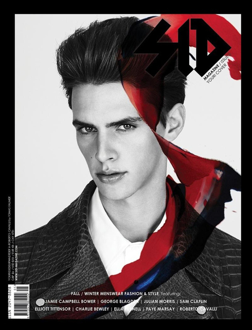 Sid Magazine Fall/Winter 2013 Covers by Tomas F...