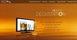 e-oenologie: des vidéos pour apprendre la dégustation du vin par Lavinia   Autour de Mathias: Social Media, Storytelling & Audiovisual   Scoop.it