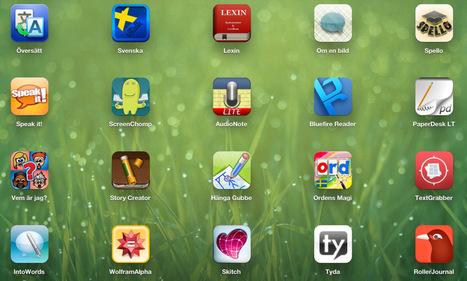 SFI-appar för yngre och äldre elever | lärresurser | Scoop.it