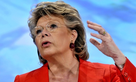 Eurozone countries should form United States of Europe, says EC vice-president - The Guardian | Eurojobs | Scoop.it