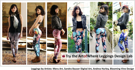 Compliment Your Look With Designer Leggings Available Online | Artofwhere | Scoop.it