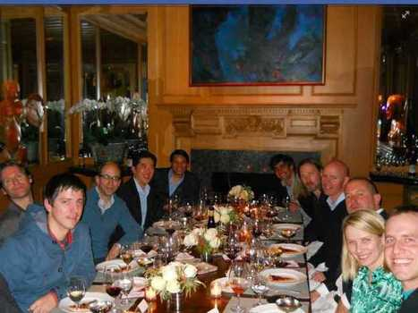 CEO Dinner With Marissa Mayer - Business Insider | Silicon Alley Musings | Scoop.it