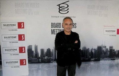 """Adrià recibirá el Premio Prestigio Rioja por """"revolucionar"""" la gastronomía   TRENDING NEWS   Scoop.it"""