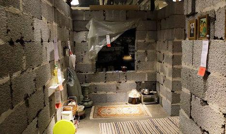 V nákupnom centre IKEA vybudovali repliku domu zo Sýrie | domov.kormidlo.sk | Scoop.it