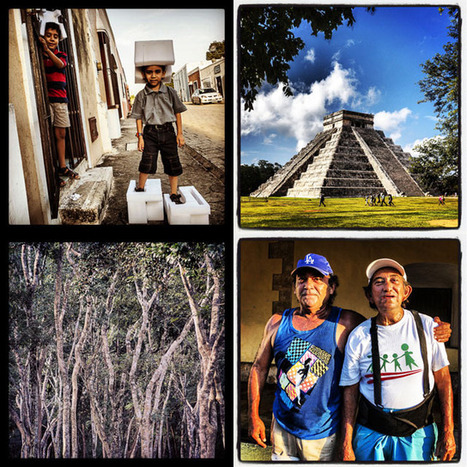 In the Land of the Mayans | In Flow | Ancient World | Scoop.it