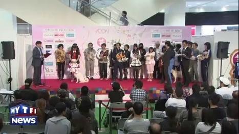 Japon : le drôle de concours du chien le plus talentueux - TF1 | japon | Scoop.it