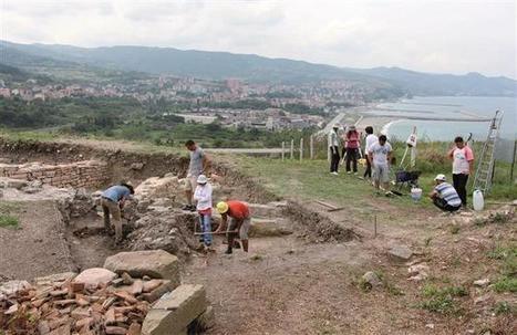 ARCHAEOLOGY - 'Ephesus of the Black Sea' unearthed with brushes | Bibliothèque des sciences de l'Antiquité | Scoop.it