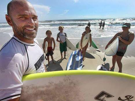 Flagler surfer turns to massage therapy to heal - Daytona Beach News-Journal | Massage Therapy | Scoop.it