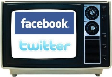 Social TV : 'L'enjeu pour les chaînes est d'aller plus loin dans l'interactivité'   Communication, socialmedia & médias   Scoop.it