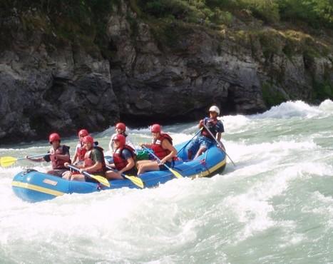 Sun Koshi River Rafting | Tour in Nepal | Scoop.it