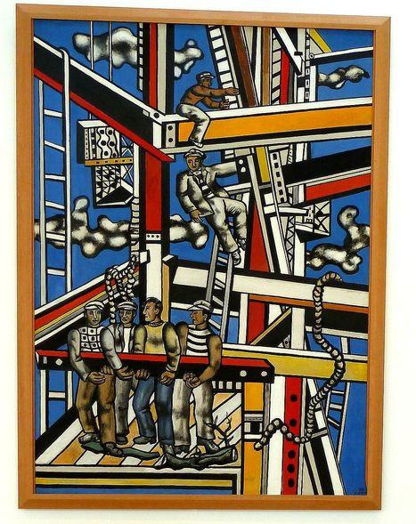 Représentations du travail dans l'art contemporain : de l'exaltation à l'invisibilité - France Conditions de travail, amélioration des conditions de travail, santé, conditions de travail travail em... | Merveilles - Marvels | Scoop.it