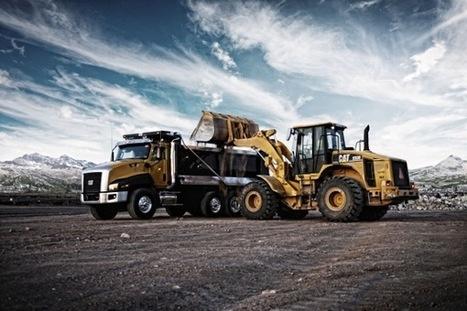 Caterpillar global sales down 10% in September | Mines & Quarry | Scoop.it