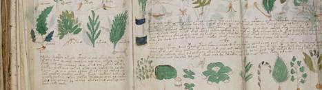 Ανατυπώνεται το πιο μυστηριώδες χειρόγραφο βιβλίο του κόσμου | Greek Libraries in a New World | Scoop.it