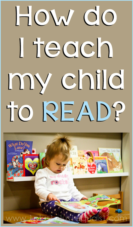 How Do I Teach My Child to Read? | Homeschooling Our Children | Scoop.it