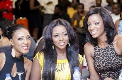 Welcome to Lawrencia Udife's Blog: Photos: Actress Yvonne Okoro & Sister Holiday In Europe | Photos4Share | Scoop.it