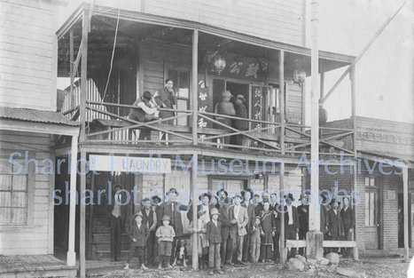 The Chinese in Territorial Prescott - Sharlot Hall Museum Library & Archives | Chinese American history | Scoop.it