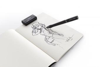 Un vrai stylo qui scanne vos dessins automatiquement | Innovative technology | Scoop.it
