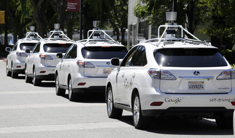 The U.S. government just released rules for self-driving cars | Cyber Defence | Scoop.it
