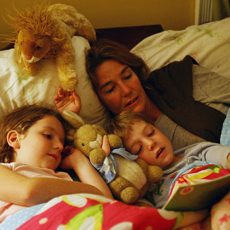 Kids that don't have regular bedtimes are more hyper | Troy West's Radio Show Prep | Scoop.it