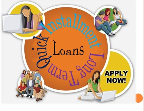 Immediate Loans- Settle Down your Personal Financial Worries Now | Quick Installment Loans | Scoop.it