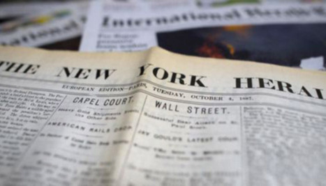 L'International New York Times vise le monde numérique | Presse | Scoop.it