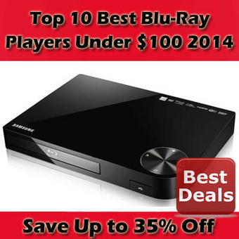 Best Blu-Ray Players Under $100 2014 | BestList | Scoop.it