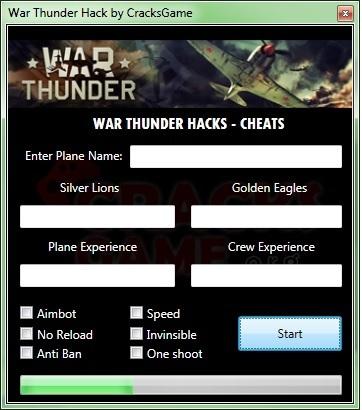 War Thunder Hacks - Cheats Generator | Game Cracks | Scoop.it